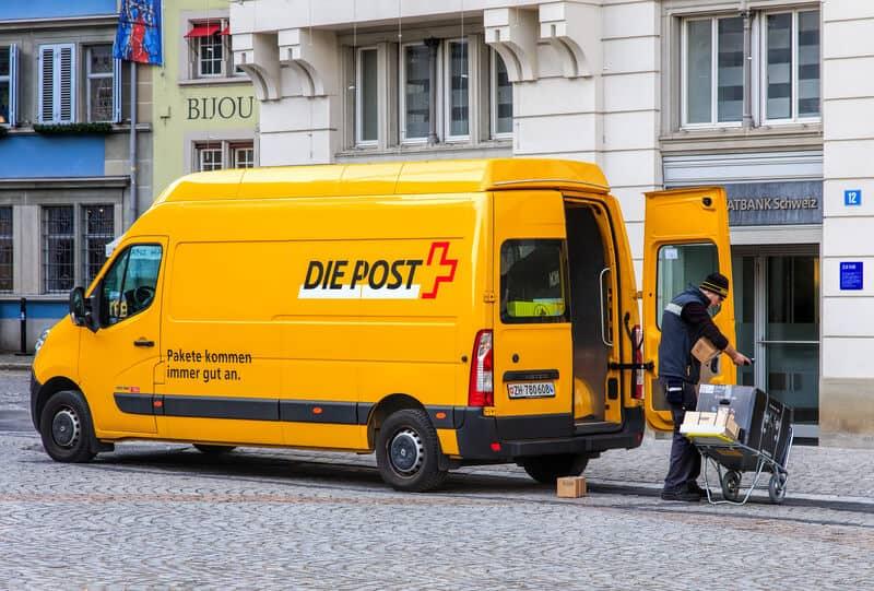 Schweizer Post