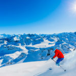 Places to go late season skiing in Switzerland