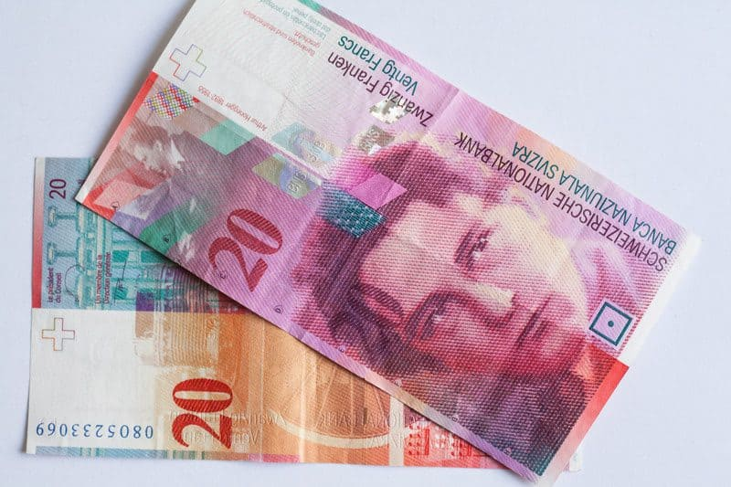 New 20 Swiss Franc Note Officially Launched