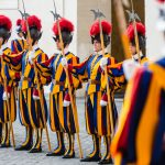 Forty new Swiss papal guards sworn in