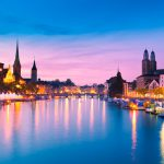 6 Swiss regions in Europe's 10 most prosperous