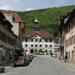Swiss town's decision to change canton shows Switzerland's complexity