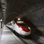 Super high-speed train between Zurich and Milan unveiled