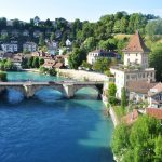 Swiss cities score well in stress ranking
