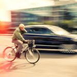 A new law might put more distance between bikes and cars