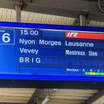 Swiss Rail to test smoke-free train stations and platforms