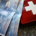 Where an average Swiss household spends its income