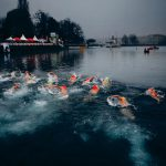 Swimming in winter water – Geneva's Christmas cup