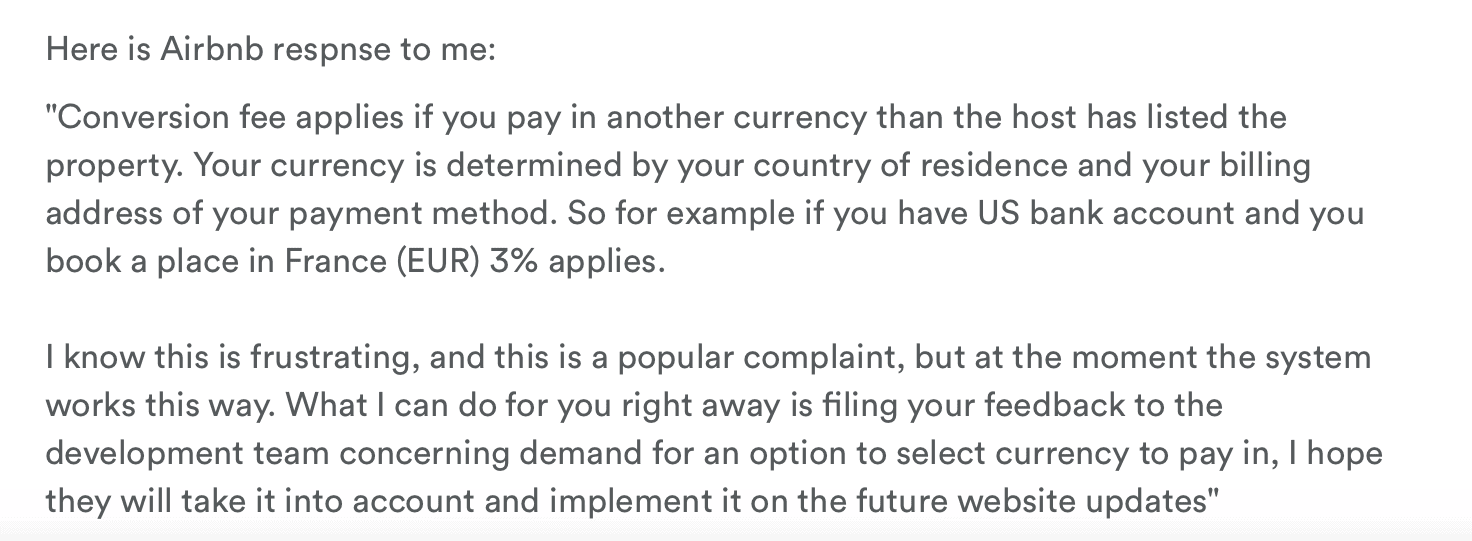 Airbnb charges some customers more than others particularly the plenty of users have complained on airbnbs own website one reported receiving the following buycottarizona Choice Image