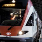 Swiss rail tests its first automatic train