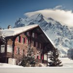 Three of the top ten most mentioned wintery destinations on Instagram are Swiss