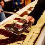 World's biggest space cake lands in Zurich train station