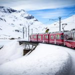 The Rhaetian Railway – probably Switzerland's best train journey