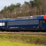 Swiss Rail cuts train heating to save electricity