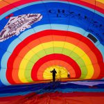 Hot air balloon festival set for take off in Swiss Alps