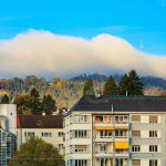 Swiss real estate risk falls two quarters in a row, says UBS