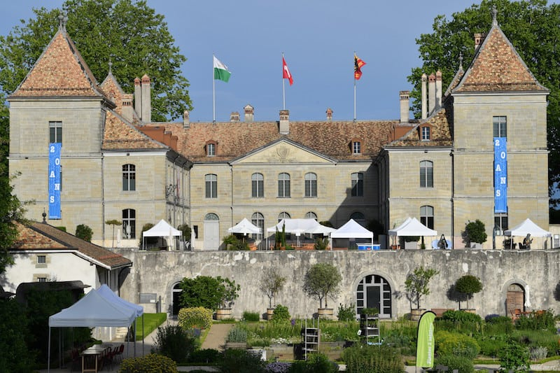 The Swiss National Museum Château de Prangins celebrates ...