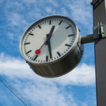 Swiss clocks go back one hour this Sunday