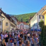 Break-away Swiss town likely to revote