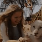 FILM: MIA AND THE WHITE LION – about a girl and lion growing up together