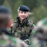 Switzerland's army to be headed by a woman for the first time