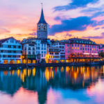 Three Swiss cities ranked in world's top 10 most livable