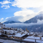 Snow forecast in Switzerland on Thursday