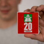 2020 Swiss highway stickers on sale