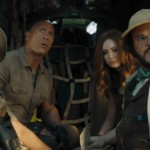 FILM: JUMANJI – THE NEXT LEVEL – a quality 'popcorn blockbuster'