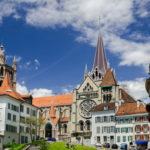 Lausanne ranked world's best small city
