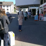 Coronavirus: new infections in Switzerland remain low