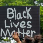 Black lives matter protests in Switzerland