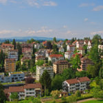 Swiss residential property prices on the rise