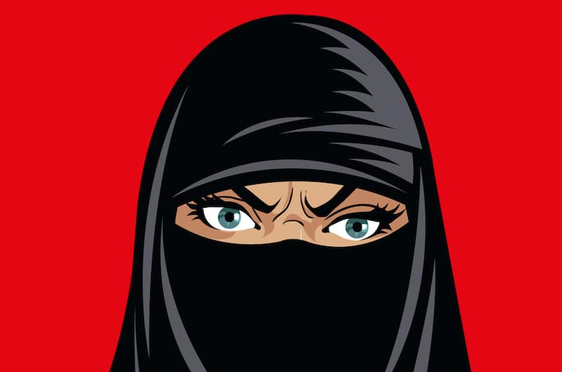 Swiss burka ban passed with support of muslims and feminists