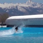 Surfing comes to the Swiss Alps