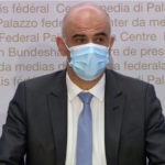 Covid: Swiss minister admits he didn't question science on masks enough
