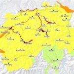 Flood warnings reach maximum in central Switzerland