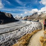 Hiking and biking gain popularity in Switzerland