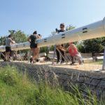Europe's first hyperloop opens in Switzerland