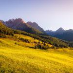 Switzerland to shift from cold heavy rain to warm sun