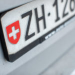 """How important is the """"CH"""" sticker on Swiss cars abroad?"""